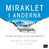 Cover for Miraklet i anderna