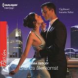 Cover for Brands återkomst : En Harlequin-ljudbok Passion