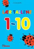Cover for Lær tallene 1-10