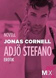 Cover for Adjö Stefano! : novell