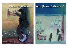 Cover for Björnar på sommaren och björnar på vintern