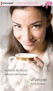 Cover for Hjärta av guld/Två världar