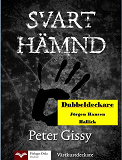 Cover for Svart hämnd - Hallick