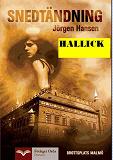 Cover for Snedtändning - Hallick