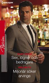 Cover for Sex, lögner och bedragare/Miljonär söker arvinge