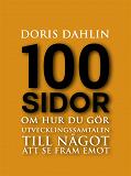 Cover for 100 sidor om hur du lyckas med dina utvecklingssamtal