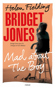 Cover for Bridget Jones. Mad about the boy