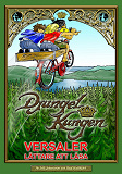 Cover for DJUNGELKUNGEN I BRASILIEN - VERSALER