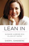 Cover for Lean in : Kvinnor, karriär och viljan att satsa