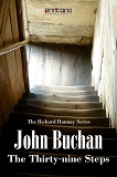 Cover for The Thirty-Nine Steps