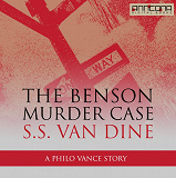 Cover for The Benson Murder Case