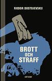 Cover for Brott och straff / Lättläst