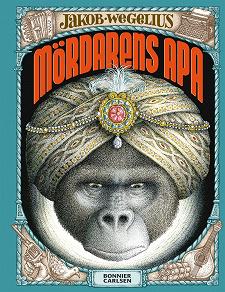 Cover for Mördarens apa