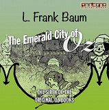Cover for The Emerald City of Oz