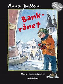 Cover for Bankrånet