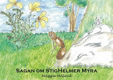 Cover for Sagan om StigHelmer Myra