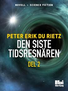 Cover for Den siste tidsresenären del 2