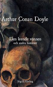 Cover for Den leende vännen och andra historier