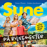 Cover for Sune på bilsemester