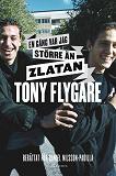 Cover for En gång var jag större än Zlatan