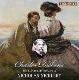 Cover for The Life and Adventures of Nicholas Nickleby