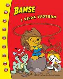 Cover for Bamse i Vilda Västern