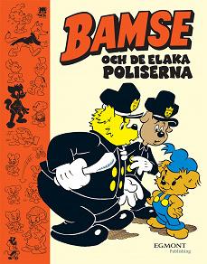 Cover for Bamse och Elaka Poliserna