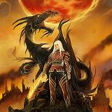 Cover for Legenden om Morwhayle -Demonprinsessan