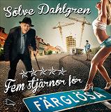 Cover for Fem stjärnor för Färglösa