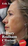 Cover for Hillary Rodham Clinton: en politisk biografi