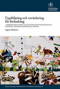 Cover for Uppföljning och utvärdering för förändring