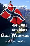 Cover for Sjömansliv 6 - Rött, vitt och blått