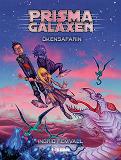 Cover for Prismagalaxen 2 - Ökensafarin