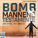 Cover for Bombmannens testamente