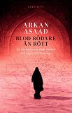 Cover for Blod rödare än rött