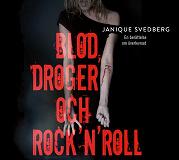 Cover for Blod, droger och rock'n'roll