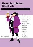 Cover for Home distillation handbook