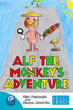 Cover for Alf the monkey's adventure