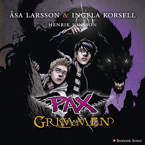 Cover for PAX. Grimmen
