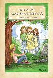 Cover for Fru Alms magiska resebyrå