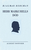 Cover for Herr Markurells död och andra noveller
