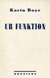 Cover for Ur funktion : noveller