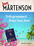 Cover for Telegrammet från San José