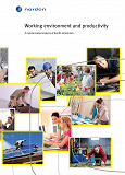 Cover for Working environment and productivity
