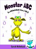 Cover for Monster ABC. En alfabetsbok från A till Ö