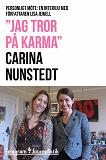 """Cover for """"Jag tror på karma"""" - Personligt möte: En intervju med författaren Lisa Jewell"""