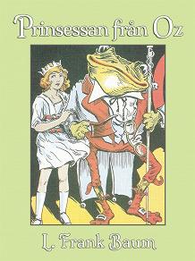 Cover for Prinsessan från Oz