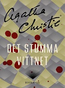 Cover for Det stumma vittnet