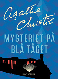 Cover for Mysteriet på Blå tåget