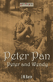 Cover for Peter Pan and Wendy
